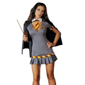 Wanda wizard size small Halloween costume